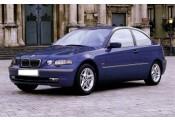 Auspuff System BMW 316 Ti 1.8 ti