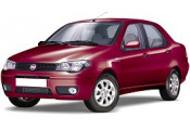 Auspuff System FIAT Albea 1.2
