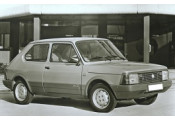 Auspuff System FIAT 127 0.9