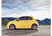 Auspuff System FIAT 500 1.2i