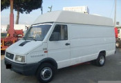 Auspuff System IVECO Daily 2.5 TD