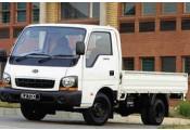 Auspuff System KIA K 2700 2.7 Diesel