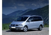 Auspuff System SEAT Alhambra 1.9 TDi TD
