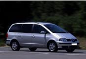 Auspuff System SEAT Alhambra 2.0 TDi TD